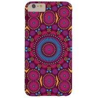Moroccan Hot Pink iPhone 6 Plus case