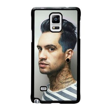 BRENDON URIE Panic at The Disco Samsung Galaxy Note 4 Case Cover