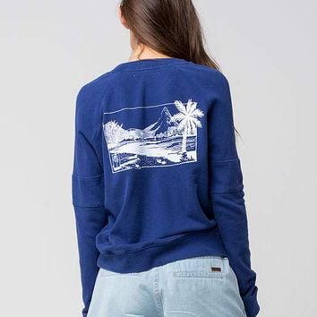 ROXY Hollow Dance Womens Sweatshirt