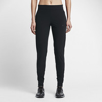 The Nike Bliss Skinny Women's Training Pants.