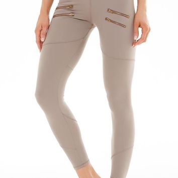 Palms Tight - Taupe