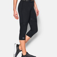 Women's UA CoolSwitch Capri | Under Armour US