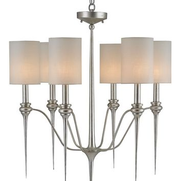 Currey and Company 9806 Chaddbury Chandelier