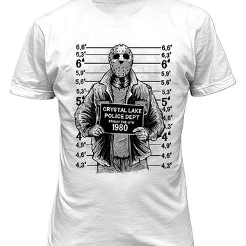 Jason Mugshot Mens Tee