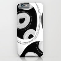 river rock iPhone & iPod Case by Her Art