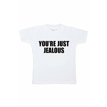 7 ate 9 Apparel Funny Kids You're Just Jealous T-shirt