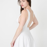 rsapo302 - Ponte Sleeveless Skater Dress