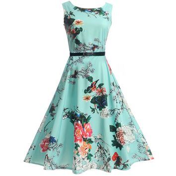 Girls Dress Children Kids Flowers print Dresses For teens 5- 20 Year Birthday Outfits Dresses Girls Evening Party Formal Wear