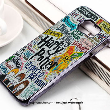 Harry Potter Address Samsung Galaxy S6 and S6 Edge Case