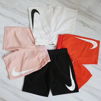 Nike Unisex 4-Color Boyfriend Casual Shorts