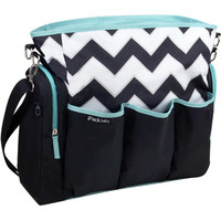 Walmart: iPack Diaper Bag, Chevron