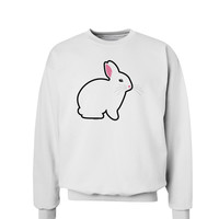 Cute Bunny Rabbit Easter Sweatshirt