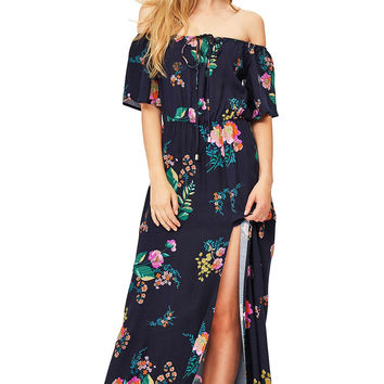 Flor Nouveau Maxi Dress