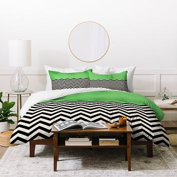 Bianca Green This Way Duvet Cover