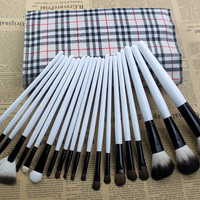 20Pcs Makeup Brush Sets [9647074895]