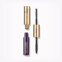 lights, camera, lashes™ double-ended lash fibers & 4-in-1 mascara