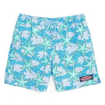 Vineyard Vines Underwater Starfish Bungalow Board Shorts (Toddler Boys & Little Boys) | Nordstrom
