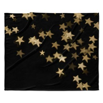 "Skye Zambrana ""Twinkle"" Fleece Throw Blanket"