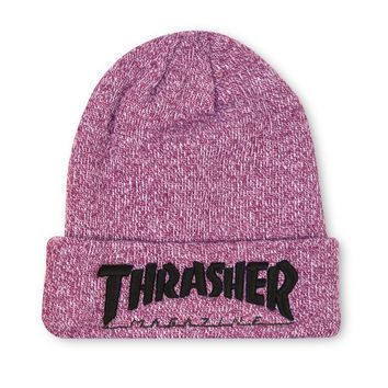 Thrasher Magazine Purple Beanie