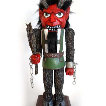 Krampus Nutcracker, Limited Edition