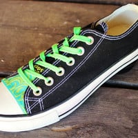 Chuck Taylor All-Stars CIPPCAP stickers  Green Earth genesis
