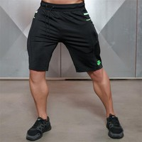 "Men ""Fitness Building"" Shorts"