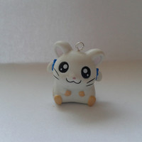 Hamtaro nr.8  toy  charm pendant, ornament figures figure
