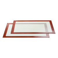 Silicone Baking Mat - Set of Two