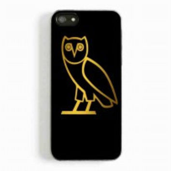 OVOXO Hoodie, Owl for iphone 5 and 5c case