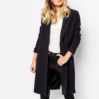 Supertrash Olympe Wool Pea Coat