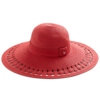 The Skylight of Day Hat in Red | Mod Retro Vintage Hats | ModCloth.com