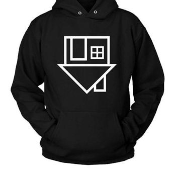 The Neighbourhood Logo Hoodie Two Sided