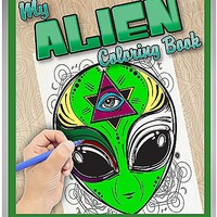 Alien Coloring Book - Spencer's