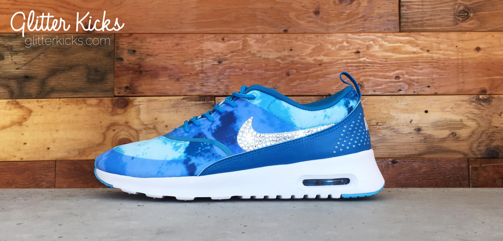 Nike Air Max Thea Print Running Shoes By from Glitter Kicks 437baac01