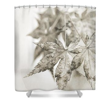 One Misty Moisty Morning Shower Curtain