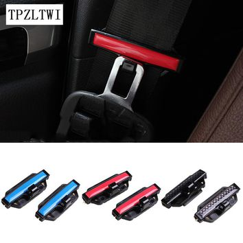 TPZLTWI For Renault Megane 2 3 Duster Logan Clio Captur Sandero Laguna 2 1 Fluence Scenic Kadjar Trafic Car Safety Belt Clip