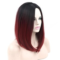 Short Bob Straight Party Wigs