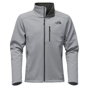 Men's Apex Bionic 2 Jacket in Heathered Medium Grey by The North Face