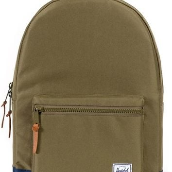 Men's Herschel Supply Co. 'Settlement' Backpack - Green