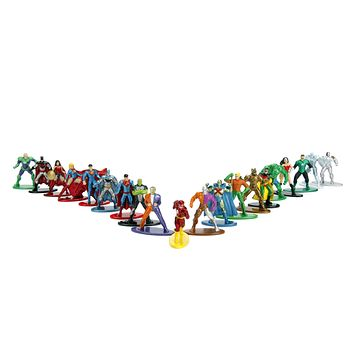 Jada Nano Figures DC Wave 1- 20 Pack