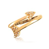 Juicy Couture Pave Arrow Ring | FORZIERI