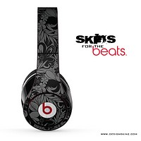 Black Lace V2 Pattern Skin for the Beats by Dre Solo, Studio, Wireless, Pro or Mixr