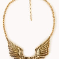 Free Bird Bib Necklace