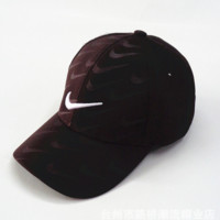 Fashion Nike Embroidered Unisex Coffee Sports Baseball Cap Hats