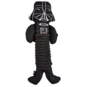 STAR WARS Darth Vader Rope Wrap Dog Toy