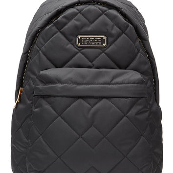 Marc by Marc Jacobs - Quilted Fabric Backpack