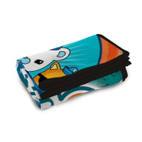 Octonauts cover character Fleece Blanket