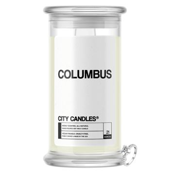 Columbus | City Candle®
