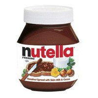 Ferrero Nutella Chocolate Hazelnut Spread 26.5-oz.