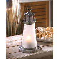 Lookout Lighthouse Candle Holder